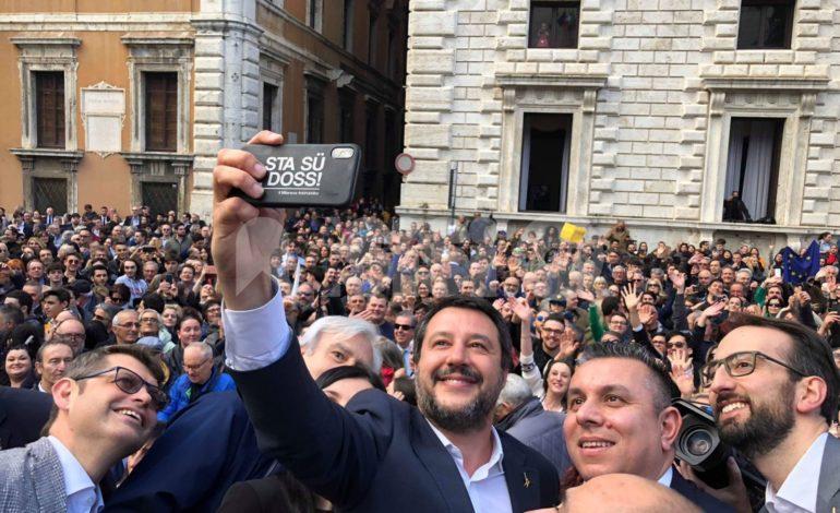 Stefano Pastorelli, un assisisano candidato alle Europee con la Lega