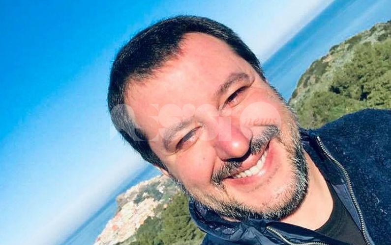 Matteo Salvini in Umbria: il 3 ottobre sarà a Bastia, in Piazza Mazzini