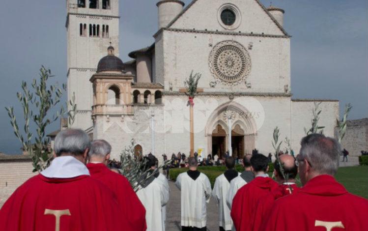 La Settimana Santa ad Assisi 2019 è 2.0: alcuni eventi religiosi trasmessi live