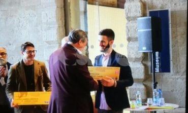 """A Stefano Lutazi di Viole di Assisi il secondo premio al concorso """"Artefici del nostro tempo"""""""