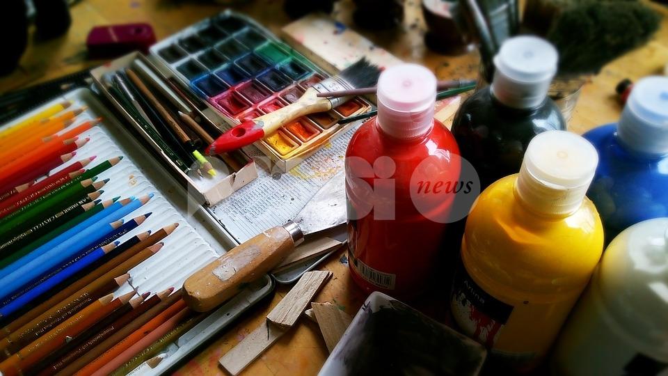 Prendersi cura ad arte, all'Andrea Rossi un laboratorio di Arteterapia