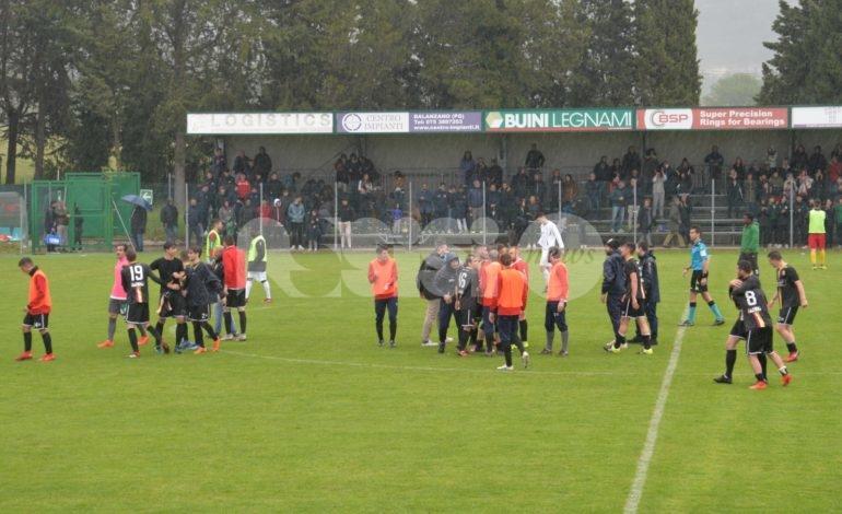 Calcio Umbria, i risultati delle partite di domenica 5 maggio 2019