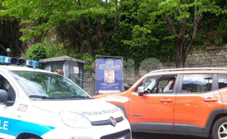 Chiusura della ztl ad Assisi, esperimento in chiaro scuro: le criticità