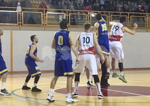 Basket, play-off C Silver: la Virtus Assisi batte Termoli e vola in finale