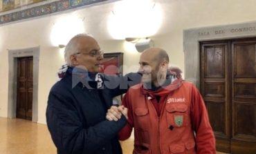 """Calendimaggio 2019 di Assisi, la carica di Ente e Parti: """"Che la Festa cominci"""""""