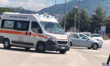 Scontro auto-scooter a Santa Maria degli Angeli, nessun ferito grave
