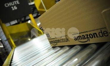 Amazon sceglie l'Umbria: dal Cuore verde il super-robot imballa-pacchi
