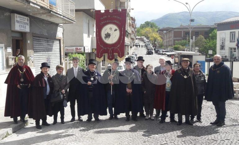 I Priori 2020 e una delegazione assisana in 'trasferta' a Pratola Peligna