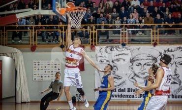 Virtus Assisi strepitosa: batte l'Italiangas Termoli 95-59, va sull'1-0