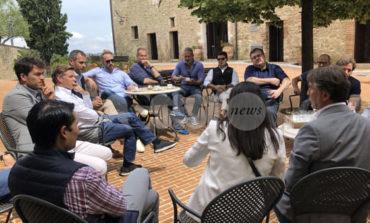 Brunello Cucinelli raduna la Silicon Valley in Umbria, a Solomeo