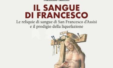 Sabato 4 maggio la presentazione del libro Il Sangue di Francesco