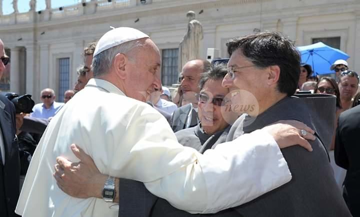 Padre Carlos Trovarelli è il 120° successore di San Francesco (foto)