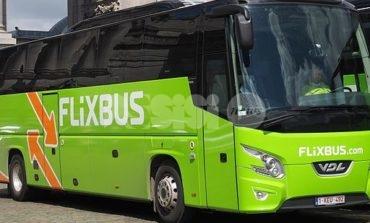 Le tratte estive 2019 Flixbus Umbria da Assisi e Perugia