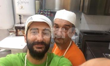 Luca Manini a Catteland: Dulcinea Gelateria su Radio Deejay