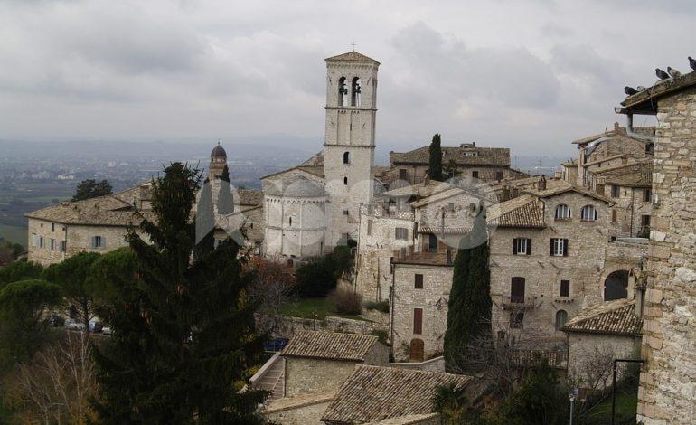 """""""Maggembre"""", in Umbria temperature invernali: ad Assisi 1.1"""