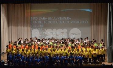 Istituto Comprensivo Assisi 1, spettacolo in musica per la fine dell'anno