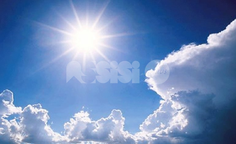 Meteo Assisi weekend 21-23 giugno 2019: caldo, ma variabile