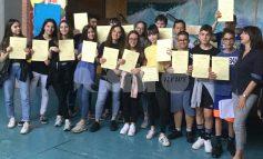 Frate Francesco, gli studenti imparano a diventare i futuri cittadini europei