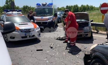 Incidente a Ospedalicchio di Bastia Umbra, quattro in ospedale