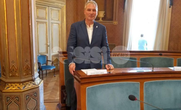 Ivano Bocchini di Uniti per Assisi diventa consigliere provinciale