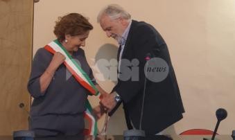 Presentata la giunta Lungarotti: tutti i nomi, le deleghe e il nuovo consiglio