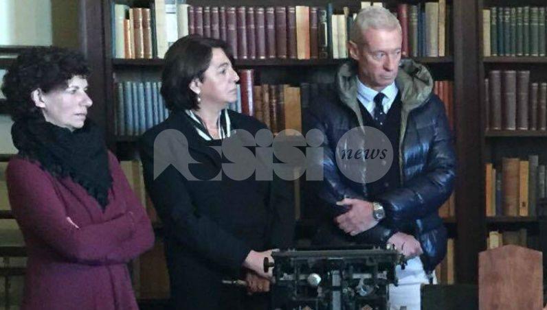 Donatella Radicetti va in pensione: il saluto del Liceo Properzio di Assisi