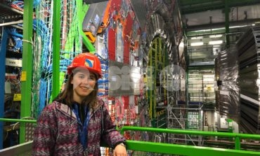 Martina Cappelletti dallo scientifico di Assisi al Cern di Ginevra