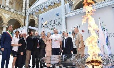 Olimpiade Universitaria 2019, oggi il passaggio della fiaccola ad Assisi