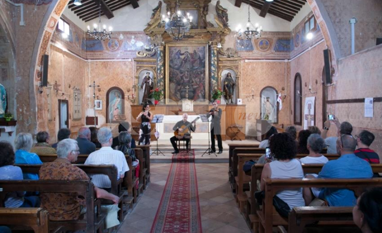Emozioni Umbre 2019 Paesaggi Musicali, sold out anche a Collemancio