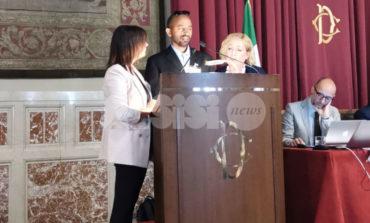 Abrhaley Tesfagergs Habte, ad Assisi il rifugiato cieco con due lauree