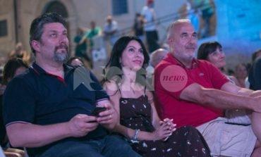 Eugenio Guarducci ad Assisi per Universo 2019: torna assessore?