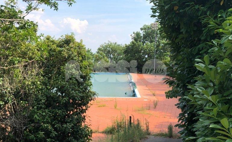 Piscina comunale di Assisi e impianto sportivo, 2 ipotesi di riqualificazione