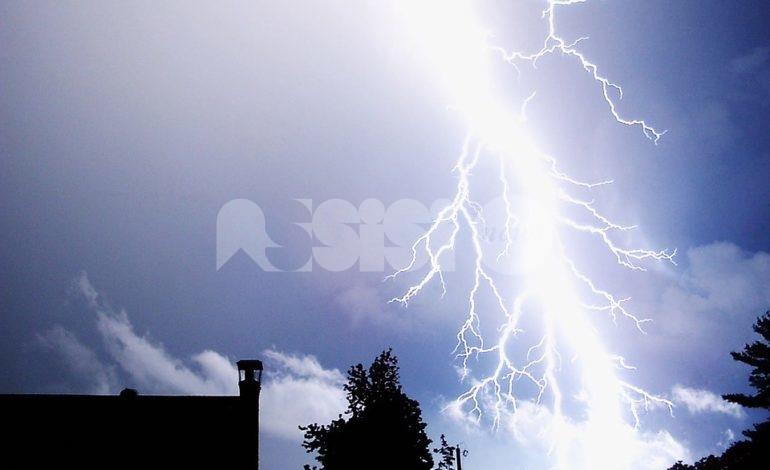 Speciale Meteo Assisi 9-12 luglio 2019: instabilità, temporali e rischio grandine