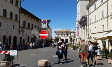 "Traffico ad Assisi centro storico, Claudia Travicelli: ""No all'acropoli per pochi"""
