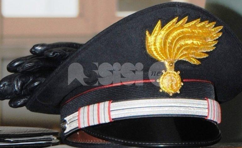 Tragedia a Foligno, Arma in lutto: carabiniere muore in caserma