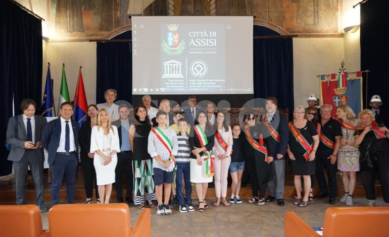 Gemellaggio Assisi-San Francisco, al via celebrazioni per 50′ anniversario