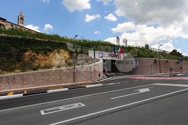 Parcheggi ad Assisi, estesi i ticket 'gratuiti' e quelli notturni