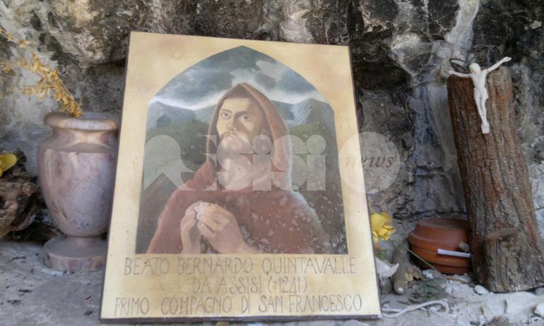 Ad Assisi una camminata dedicata al Beato Bernardo di Quintavalle
