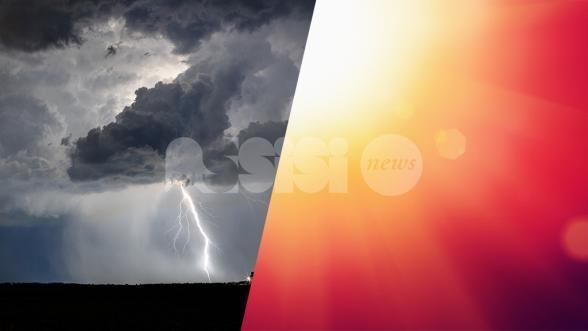Meteo Assisi 30 agosto-1 settembre 2019: ancora caldo e ...