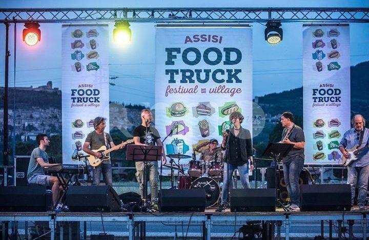 Assisi Food Truck 2019, svelato il programma dei concerti
