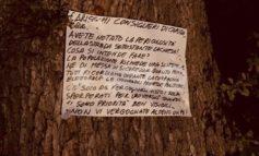 Le strade di Capodacqua sono un colabrodo: la protesta dei cittadini