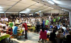 Sagra della Porchetta di Costano 2019, apertura con i Cugini di Campagna