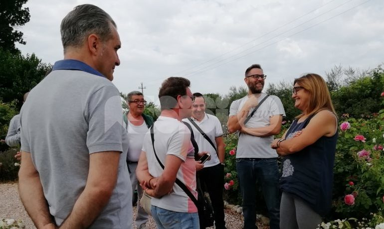 Ad Assisi nove nuovi giardinieri professionisti grazie a un corso