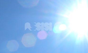 Meteo Assisi 27-29 settembre 2019: un weekend in cui splenderà il sole