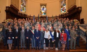 La Guardia di Finanza ha celebrato ad Assisi il Patrono San Matteo (foto)