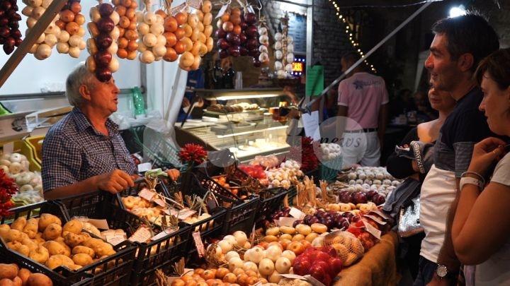 Festa della Cipolla di Cannara 2019, subito un gran successo