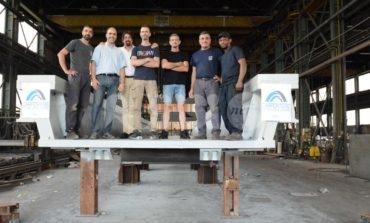 Carpenterie Metalliche Umbre, vince e convince l'azienda salvata da dipendenti
