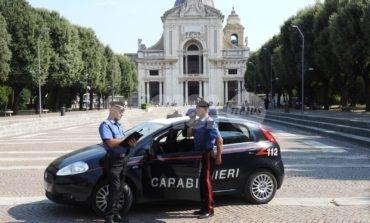 Zaino sospetto alla Basilica di Santa Maria: era di un turista 'sbadato'