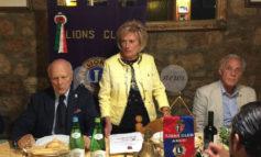 Debora Siena nuova presidente del Lions Club di Assisi