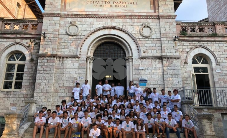 Assisi Math & Science Summer School 2019, i ringraziamenti del Convitto